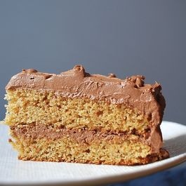 Graham Cracker Layer Cake