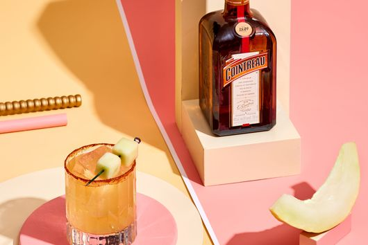 The Spicy Honeydew Margarita From Cointreau