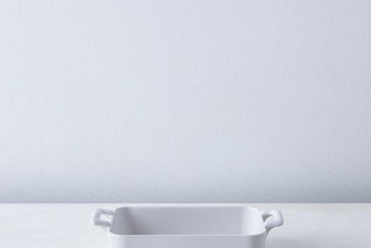 French Porcelain Rectangular Roasting Dishes