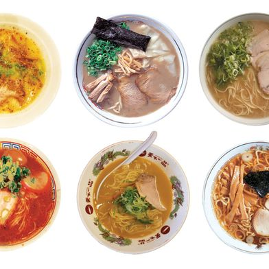 A Guide to the Regional Ramen of Japan