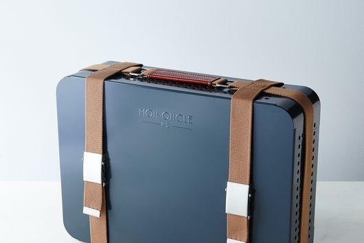 Briefcase Barbecue