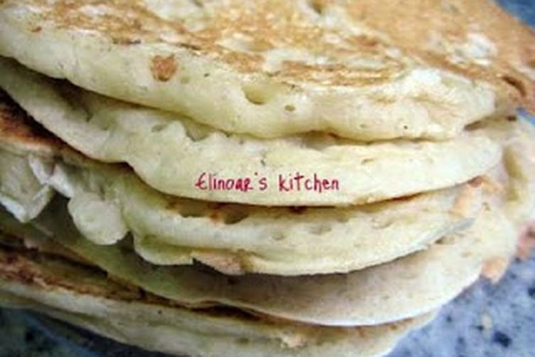 Yemenite flat bread - Lachuch