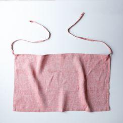Thick Linen Chambray Apron