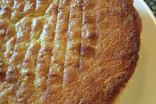 Very Lemon Olive Oil Cake