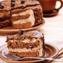 Aunt Mani's Coffee Buttercream Cake