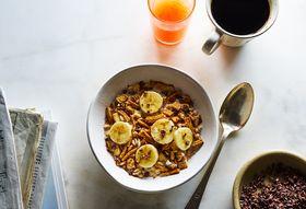 A Kinda Genius Way to Eat Chunky Monkey for Breakfast