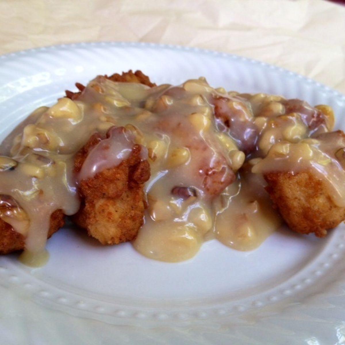 Honey Walnut Chicken Recipe On Food52