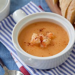 Spicy Shrimp Bisque