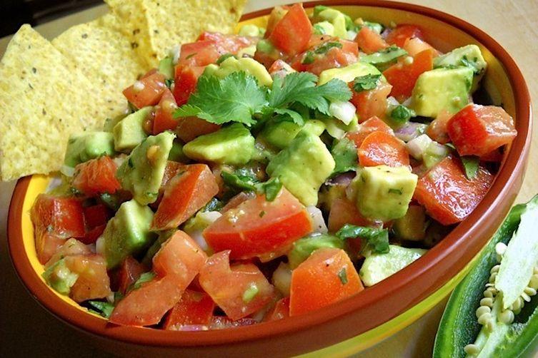Guaca Salad