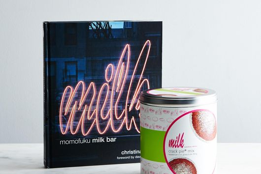 Milk Bar Cookbook & Crack Pie Gift Set, Signed