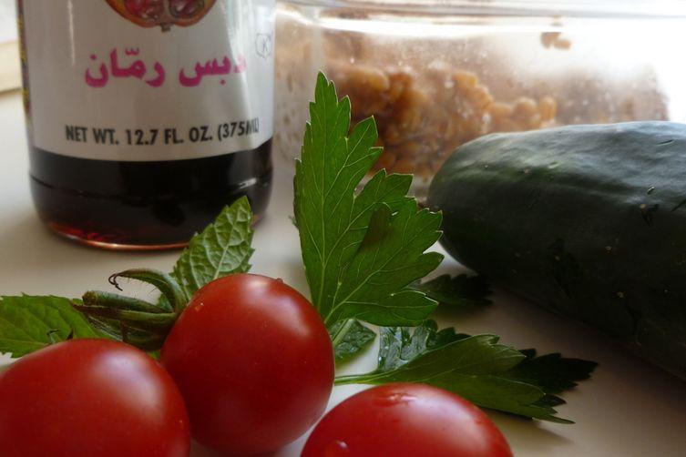 Wheatberry Kisir