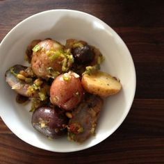 Caponata Potato Salad