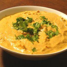 Baingan Bharta (Roasted Eggplant Curry) Dip