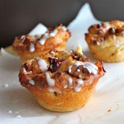 'Apple Pie' Muffins