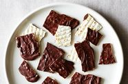 Chocolate-Covered Matzo