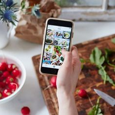 Culinary Schools Want to Teach Their Students Instagram