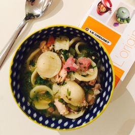 Thai Turkey Noodle Soup