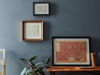 23 Ordinary Objects You Can Gift-ify By Framing Them