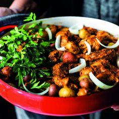 Tamarind Skillet Chicken