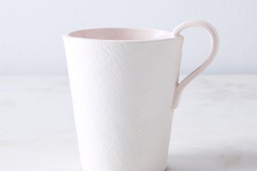 Limited Edition Handmade Mug, by Looks Like White