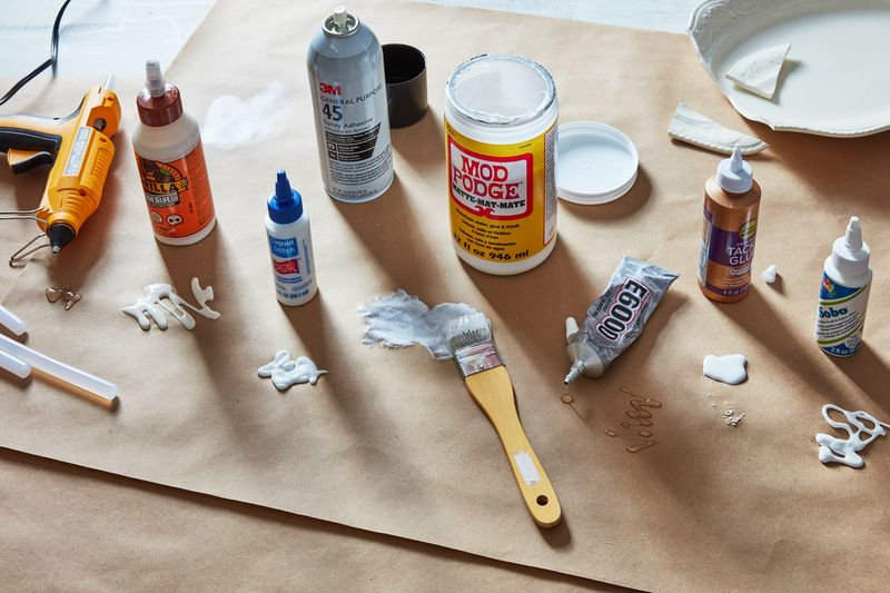 All the glues you need.