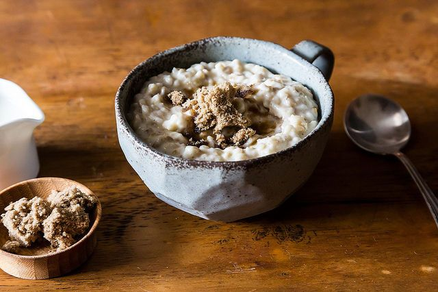 Porridge from Food52
