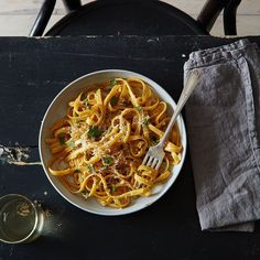Dinner Tonight: One-Pot Garlic Parmesan Pasta