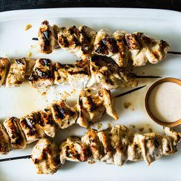 Alabama-Style Chicken Kebabs