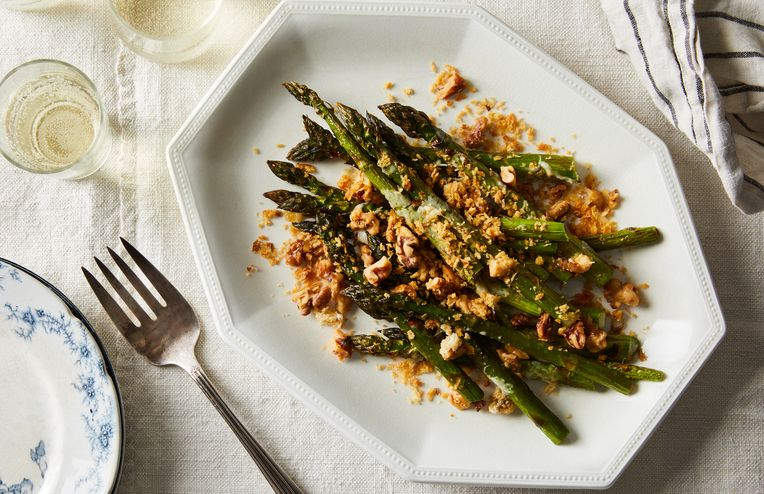 My New Favorite Way to Cook Asparagus Happened by Accident