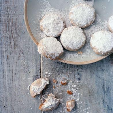 Padma Lakshmi's Clouds of Cardamom & Cashew Cookies