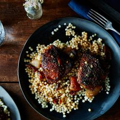 A Chicken Dinner That's Reason Enough to Keep Ras el Hanout on Hand