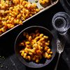 Sheet-Pan Mac and Cheese with Pumpkin and Brown Butter