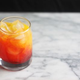 Garibaldi Cocktail (Campari-Orange)