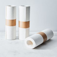 Reusable Paper Towel Roll (Set of 3)