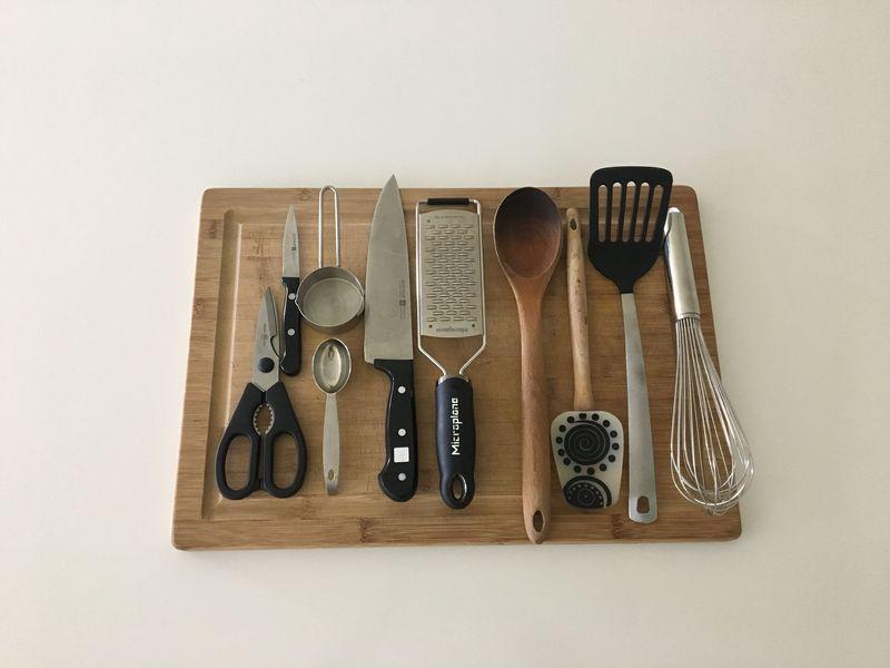 Bex's utensils