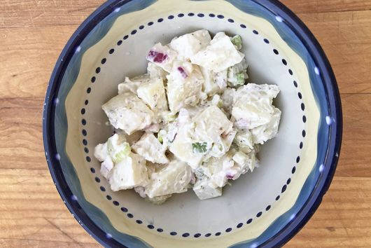 Serious Potato Salad