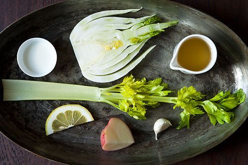 Roasted Celery Soup