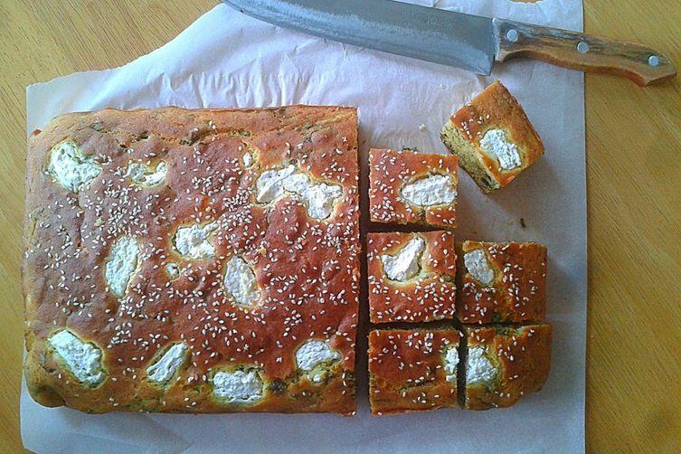 Basic cornbread, gluten free