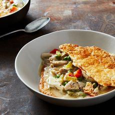 fc2bd531 1568 440b ab4a 7eac30e8bc26  2017 0404 carla hall chicken pot pie james ransom 407 Carla Hall Calls This Chicken Pot Pie a Lifelong Friend