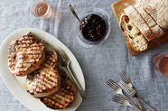 Dinner Tonight: Pork Chops with Balsamic-Plum Reduction