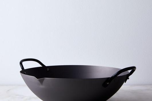 Japanese Carbon Steel Wok