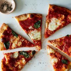 Una Pizza Rustica e Autentica for Sophia Loren