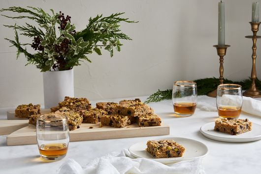 Ovenly's Whisky & Fig Blondies