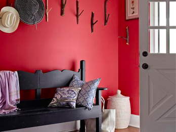 Paint the Room Red! How to Use This Off-Limits Color in Your Home