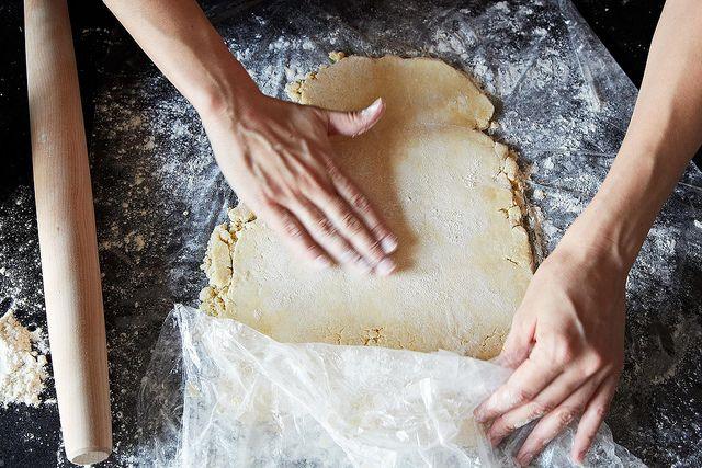 sticky dough fix