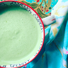 Macadamia & Mint Morning Matcha