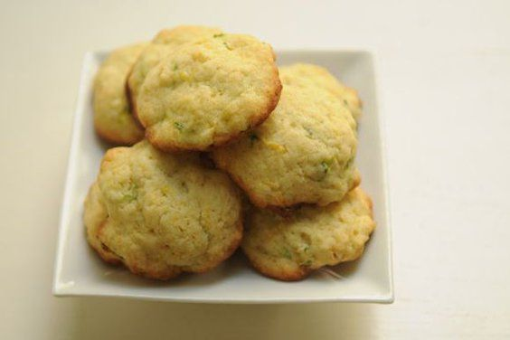 Zucchini Lemon Cookies by KelseyTheNaptimeChef