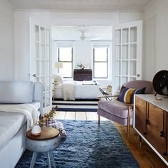 Brooklyn Home Tour: Alex Kalita's Bright Railroad Apartment