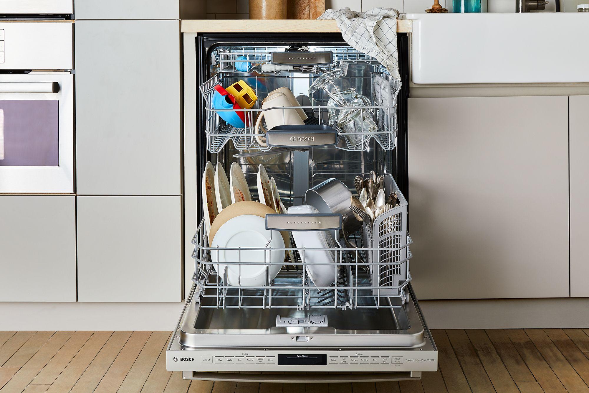 15 Dinge, die Sie Sollten Niemals in der Spülmaschine