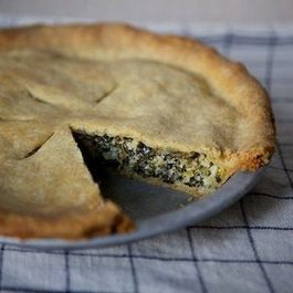 E8cafee3 c00c 4d73 b057 d79bf37d8e90  10029 leek and greens tart with cornmeal crust